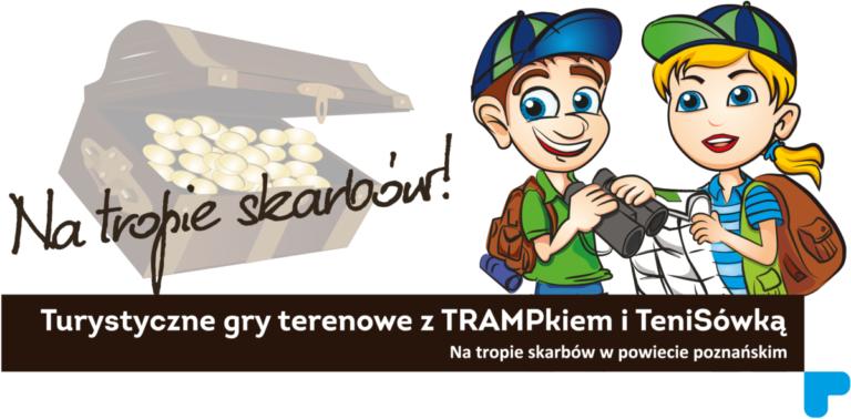 Turystyczne gry terenowe w powiecie poznańskim