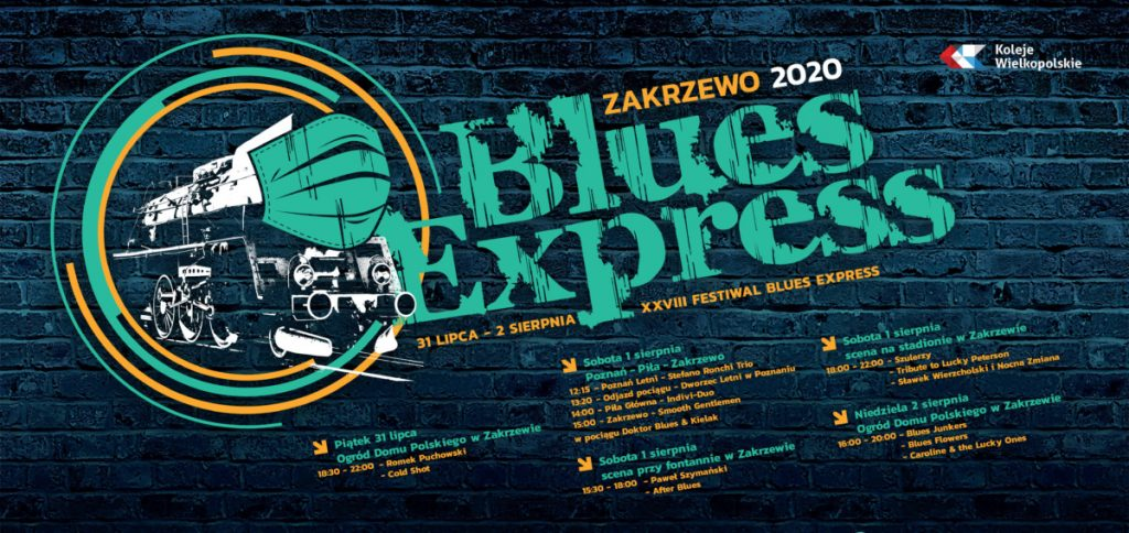 Blues Express 2020