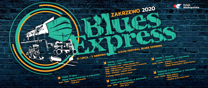 Blues Express 2020