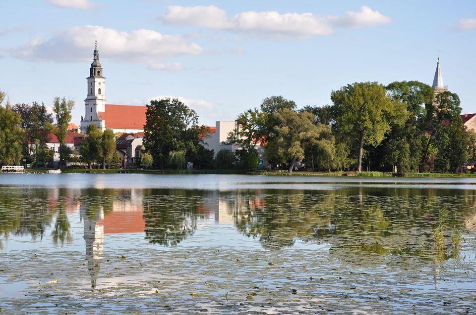 Panorama miasta Wolsztyn