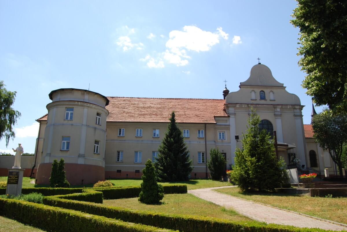 Klasztor Franciszkanów w Koninie