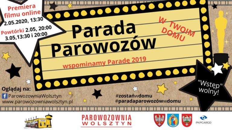 Parada Parowozów w Twoim domu