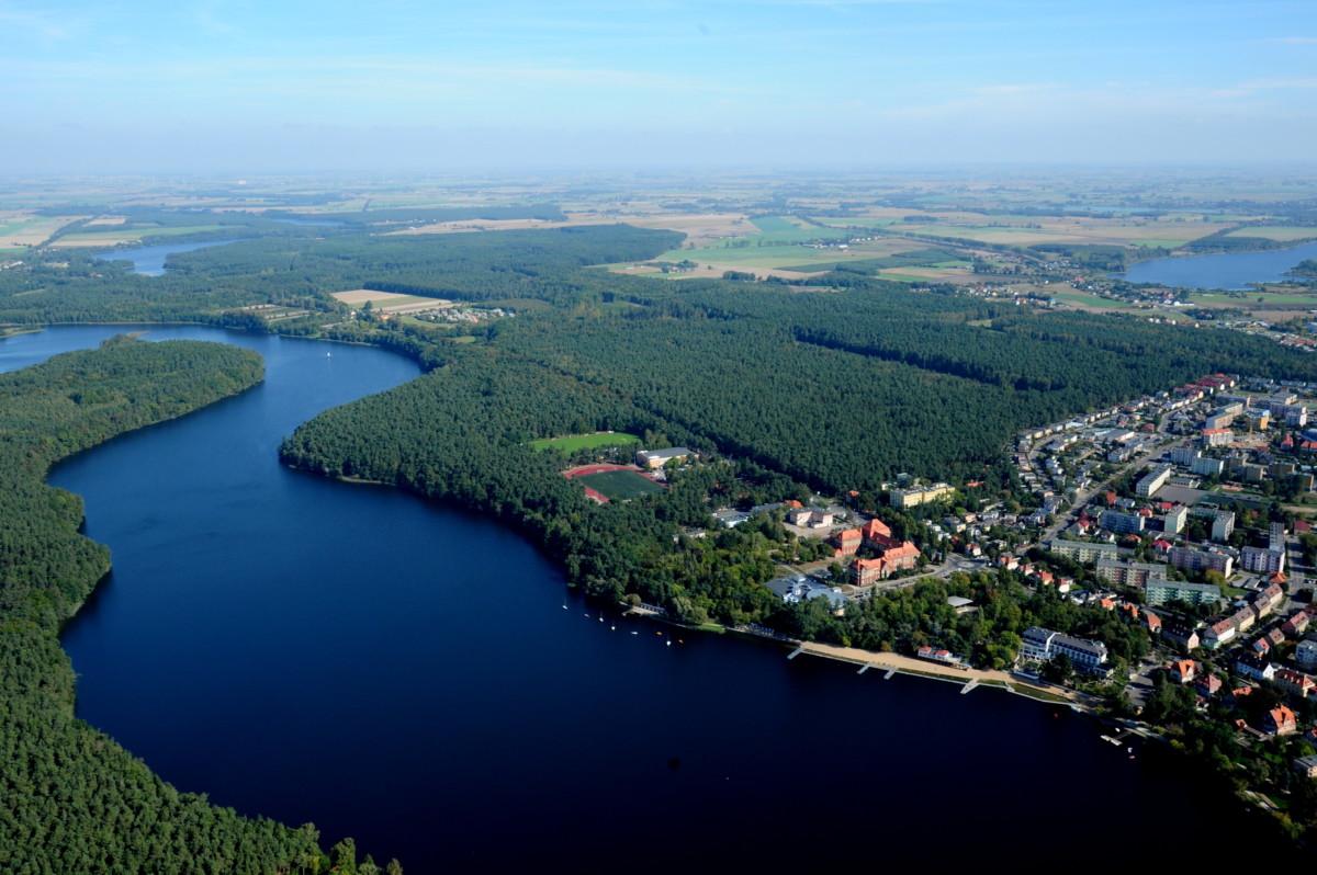 Panorama Wągrowca