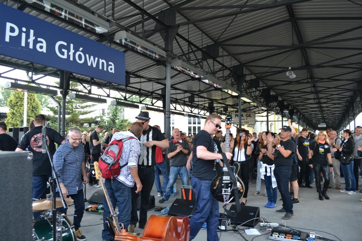 Dworzec Piła Główna