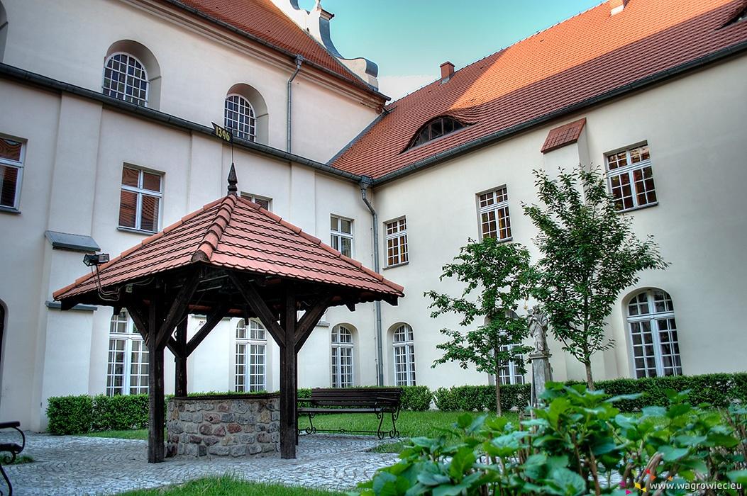 Klasztor Wirydaz w Wągrowcu