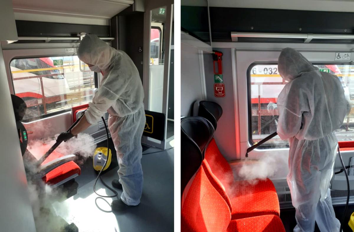 czyszczenie pojazdów KW