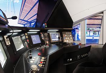 Koleje Wielkopolskie finalizują zakup symulatora jazdy pociągami