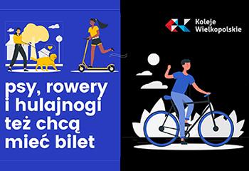 Pamiętaj o opłacie za rower, hulajnogę lub psa