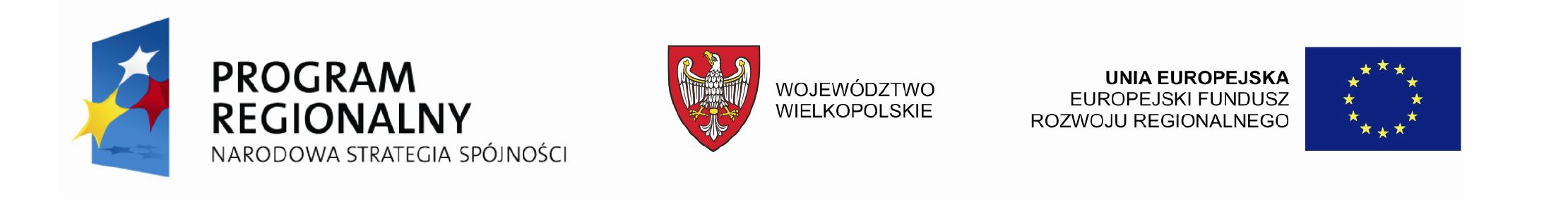 Logotypy projektu unijnego