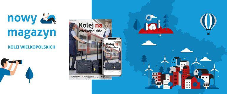 Reklama magazynu pokładowego KW