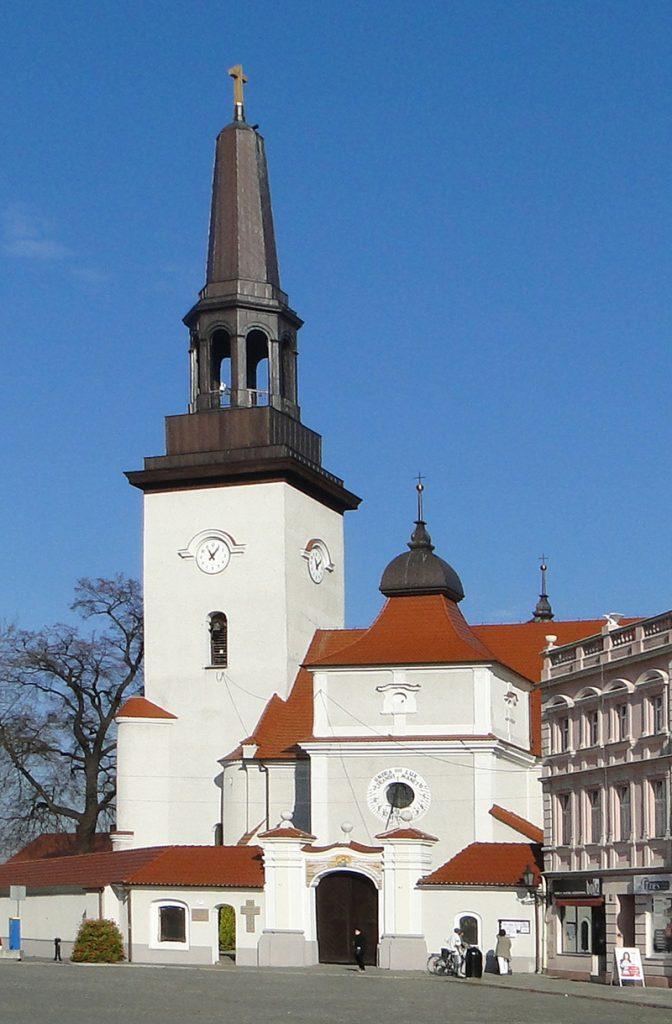 Jarocin - kościół św. Marcina