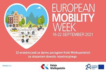 Europejski Tydzień Zrównoważonego Transportu 2021