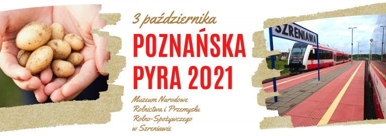 Poznańska Pyra – pociągiem do Szreniawy