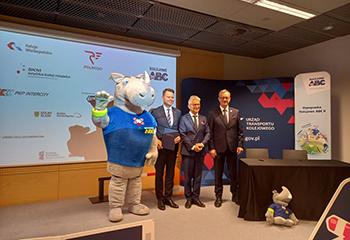 Kampania Kolejowe ABC II – podpisanie porozumienia o współpracy